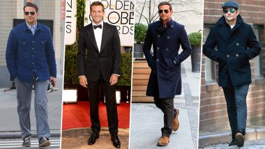 Bradley Cooper Birthday: If Fashion Outings Could Kill, He'd Be a Murderer (View Pics)