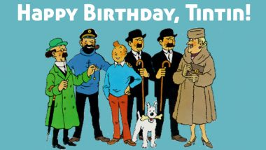Happy Birthday, Tintin! Twitterati Wish The Adventurer On His 92nd Birthday & Hope The Iconic Cartoon Character Lives Longer