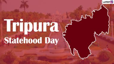 Tripura Foundation Day 2021: Date, Significance and History Behind the Observance