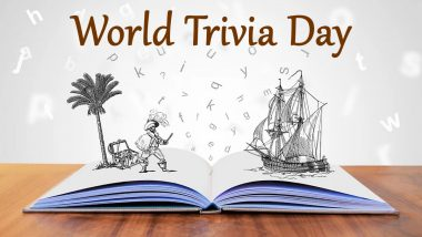 National Trivia Day 2021: 20 Random Fun Facts About Food, Music, Animals, Science and History Will Make You Go Wondering WTF!