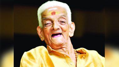 Unnikrishnan Namboothiri, Veteran Malayalam Actor, Dies of COVID-19 at the Age of 98