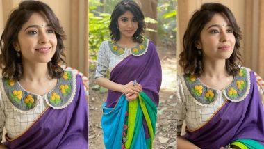 Yo or Hell No? Shweta Tripathi in Udd's Multi-Hued Saree
