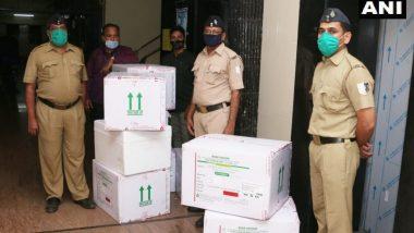 Gujarat: 2.65 Lakh More Doses of 'Covishield' COVID-19 Vaccine Reach Surat, Vadodara and Rajkot