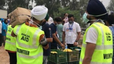 Khalsa Aid Organisation Nominated For Nobel Peace Prize 2021 For Their Humanitarian Work Across the Globe