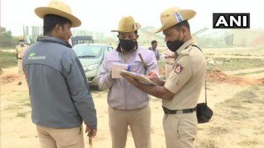 Dynamite Blast in Karnataka: 8 Dead in Shivamogga Explosion, CM Yediyurappa Assures High-Level Probe & Strict Action Against Culprits, Check Details