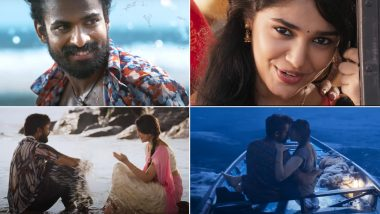 Uppena Teaser: Panja Vaisshnav Tej and Krithi Shetty's Romance Is the Highlight of This Buchi Babu Sana's Film (Watch Video)