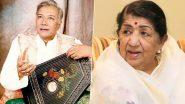 Ustad Ghulam Mustafa Khan Dies At 90: Lata Mangeshkar Offers Condolences On The Legendary Musician's Demise