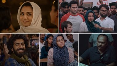 Varthamanam Teaser: Parvathy Thiruvothu Brings The Spotlight Back to Controversial JNU Row In This Gripping Promo (Watch Video)