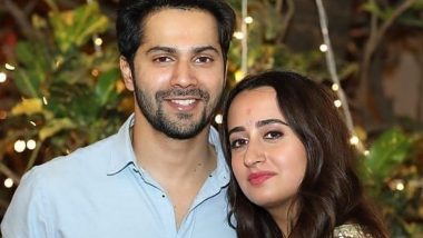 Varun Dhawan and Natasha Dalal Won't Host Wedding Reception for the Bollywood Fraternity