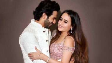 Varun Dhawan-Natasha Dalal Wedding: Groom-to-Be Flashes a Million-Dollar Smile As He Kickstarts the Festivities With His Boys