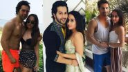 Varun Dhawan-Natasha Dalal To Marry Today! 8 Adorable Pictures of the Lovebirds That Will Make You Believe in True Love!