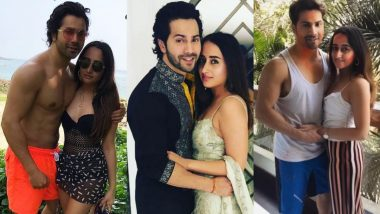 Varun Dhawan-Natasha Dalal To Marry Today! 8 Adorable Pictures of the Lovebirds!