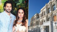 Varun Dhawan Weds Natasha Dalal: Is Turkey The Honeymoon Destination On The Couple's Mind?