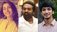 HBD Vijay Sethupathi: Samantha Akkineni, Gautham Karthik and Others Shower Love on the Master Actor on His 43rd Birthday!