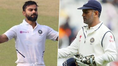 Virat Kohli More Successful Captain Than MS Dhoni After Leading India in 60 Tests