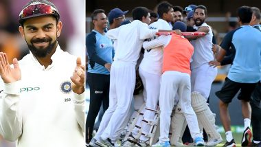 Virat Kohli Praises Team India's Grit and Determination After Historic Series Victory Over Australia, Takes Dig at Doubters (View Post)