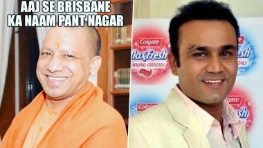 Brisbane Should Be Renamed As Pant Nagar After Match Winning Performance of Rishabh Pant? Virender Sehwag Says Why Not!
