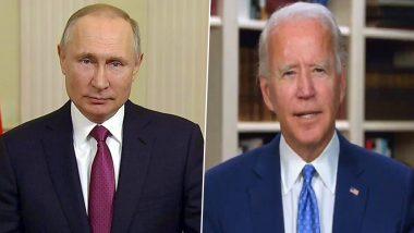 Joe Biden-Vladimir Putin Summit Both Necessary and Important, Says White House