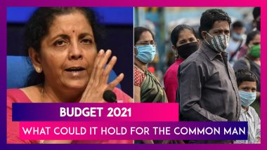 Budget 2021: What Could Finance Minister Nirmala Sitharaman's Budget Could Hold For The Common Man