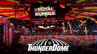 How To Watch WWE Royal Rumble 2021 Live Streaming Online in India? Get Live TV Telecast and Other Details of Gala Wrestling Event in IST