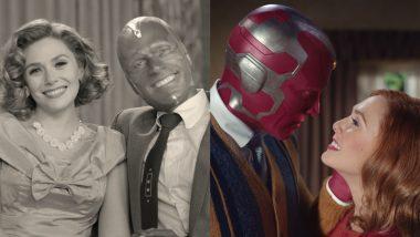 WandaVision Leads to a Meme Fest on Twitter! Elizabeth Olsen and Paul Bettany's Marvel Series Churn Funny Jokes Online