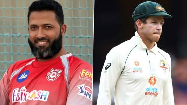 Wasim Jaffer Takes a Dig at Tim Paine & Co after Team India Registers Historic Series Victory over Australia (View Post)