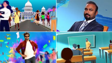 Don Teaser Out! Sivakarthikeyan's New Film Looks Flashy, Energetic And Lively (Watch Video)