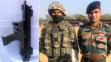 'Shakti' Bulletproof Jacket, Machine Pistol ASMI And UAVs Developed Under 'Make in India' Unveiled at Army Innovation Event to Boost Defence Capabilities