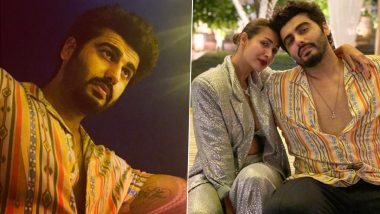 Malaika Arora Turns Photographer for Arjun Kapoor; Actor Shares Throwback Pic From Their Goa Vacation