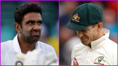 Ravi Ashwin Takes to Twitter to 'Give it Back' to Tim Paine After Sledging Incident Following India's Historic Series Win at The Gabba