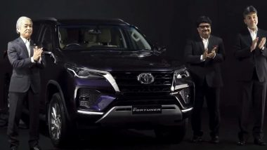 Toyota Fortuner Facelift Launched in India From Rs 29.98 Lakh; Check Price, Features, Variants & Specifications