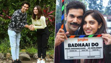 Badhaai Do: Bhumi Pednekar Excited to Film in Rishikesh After Wrapping Up the Dehradun Schedule of Rajkummar Rao's Film