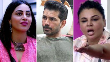 Bigg Boss 14: Are Arshi Khan and Rakhi Sawant Desperate to Win Abhinav Shukla's Love?