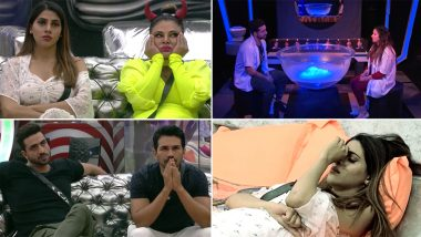 Bigg Boss 14: Nikki Tamboli Breaks Down Over Aly Goni's Betrayal During The Captaincy Task (Watch Video)