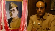 'Actor Prasenjit Chatterjee's Portrait' Unveiled by President Ram Nath Kovind in the Name of Netaji Subhas Chandra Bose? Mahua Moitra Hits Out at Government, Says 'God Save India'