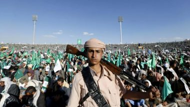 United States Plans to Designate Houthi Movement of Yemen as Foreign Terrorist Organisation, Says Report; Know All About The Iran-Aligned Group