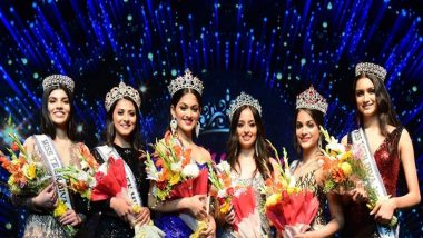 Miss Teen Diva 2020 Winner, 1st and 2nd Runner Up Names: From Miss Teen International to Miss Teen Earth, Here's List of All the Beauties Who Won at the Grand Finale Held in Delhi NCR