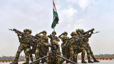 Indian Army Pays Tributes to Soldiers Martyred in Galwan Valley Clash