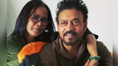 Irrfan Khan's Finish Line Came Too Soon, but We Are Proud of Him, Says Late Actor's Wife Sutapa Sikdar