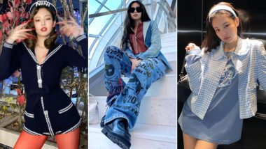 Jennie's Birthday Special! Colourful Outfits and Charming Looks, Fashion Moments of the Fiercest Blackpink Girl That Will Make Blinks Drool Over Her (See Pics)