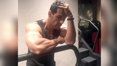 John Abraham Sheds 15 Kgs For His 'Lean Is Mean' Double Role in Satyamaev Jayate 2!