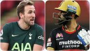 Harry Kane Hilariously Teases RCB on IPL Player Retention Day, Tottenham Hotspurs Striker Says 'Disappointed Not to be Selected'