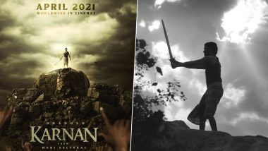 Karnan Release Date Announced! Dhanush Set To Conquer Theatres From April 2021 (Watch Video)