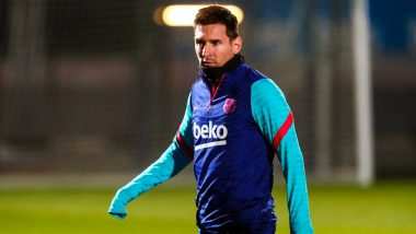 Lionel Messi & Co Prepare for Super Copa Semi-Final Match Against Real Sociedad, Barcelona Declares Squad for the Game (Watch Video)