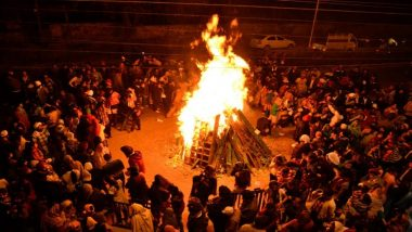 Lohri Interesting Facts: Date in 2021, Theme, Significance & Celebrations Around Harvest Festival