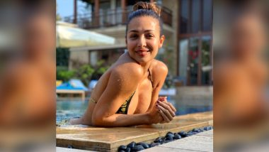 Malaika Arora Sends Out New Year Wish as She Flaunts Her Beautiful Smile in a Bikini, Says 'Make Your Year Count'