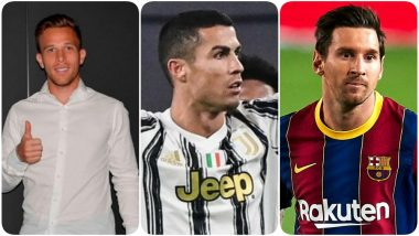Cristiano Ronaldo vs Lionel Messi: Arthur Melo Picks His Favorite Between the Two Football Stalwarts