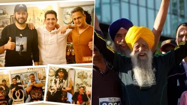 FAUJA The Sikh Superman: Omung Kumar Announces Biopic on World's Oldest Marathon Runner