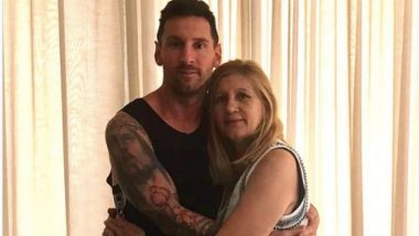 "Lionel Messi Celebrates his Mother Celia Cuccittini's Birthday, Says ""I Love You"" in Latest Instagram Post"
