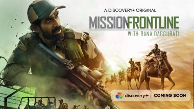 Mission Frontline: Rana Daggubati Shares Experience of Filming with BSF Soldiers
